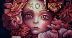 Benjamin Lancombe....such magic....the eyes...colors....just incredible work
