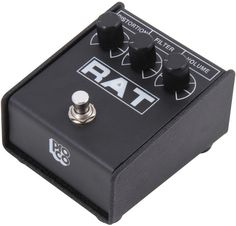 Proco Rat - Another Classic, highly popularized in the 90's - http://www.99pedalboards.com/project/proco-rat/