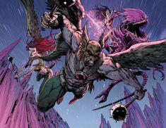 Hawkman: Group