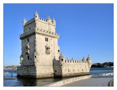 Tower Of Belem by Nelson Teixeira