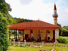 Masjid in Romania Places Around The World, All Over The World, Around The Worlds, Islamic World, Islamic Art, Islamic Architecture, Art And Architecture, World's Most Beautiful, Beautiful Places