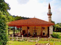Mangalia Mosque, Mangalia, Romania, 1574