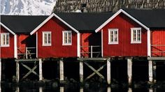 Børsen Spiseri, Lofoten, Norway
