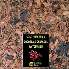 Orchid potting mix Tolumnia Orchid repotting Orchid bark Orchid compost Orchid mix A blend of washed coco husk chips  charcoal Freshly blended to order No prepackaging 225 Quarts ** Continue to the product at the image link.