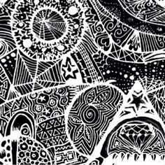 provocative-planet-pics-please.tumblr.com  #blackpenart #cosmic #design #detail #darkart #zenart #zendoodle #zentangle #illustration #fineline #cosmos #galaxyart #tattoodesign #dotwork #planets #stars by 13thart https://www.instagram.com/p/_KejERgMjY/