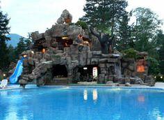 cool pools with caves google zoeken