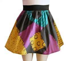 Sally Full Skirt by Go Follow Rabbits