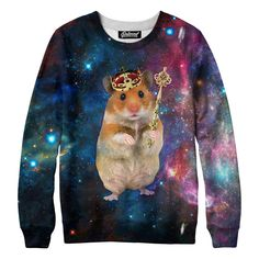 Hamster King Sweatshirt