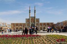 Water Museum Yazd Iran #idowhatiwanto