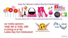 Expo for Women Radio WSMK WNIL RADIO SPOT! ♥️♥️♥️  Thank you WNIL 1290AM - 107.5FM and WSMK - 99.1 for supporting the women in our community with you commitment to the #ExpoforWomen SILVER SPONSORSHIP South Bend, Beauty Inside, Ladies Day, Indiana, Community, Make It Yourself, Silver, Women, Money