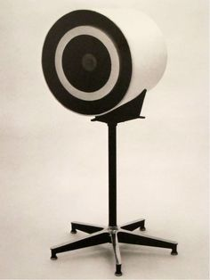 Stephans Trusonic Speaker Prototype 1956