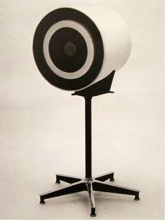 Stephans Trusonic Speaker Prototype 1956