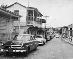 Sabana Grande 1953