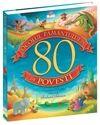 Ocolul Pamantului in 80 de povesti - Saviot Pirotta, Richard Johnson; Varsta: 3+; Avand un concept didactic si totodata ludic si continand numeroase imagini spectaculoase, cartea va invita intr-o fascinanta calatorie in jurul Pamantului prin 80 de povesti adunate din întreaga lume. Cuprinde scurte povestiri anecdotice de pe toate continentele, fiecare cu personajele ei, cu faptele bune sau rele, cu tărâmurile de neuitat si mai ales cu morala ei. Character, Literatura