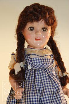"~ Wizard Of Oz ""Dorothy"" Doll ~ (1939)"