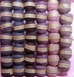 Logwood, poppy, madder::  natural colour variety!!