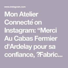"""Mon Atelier Connecté on Instagram: """"Merci Au Cabas Fermier d'Ardelay pour sa confiance, 👇Fabrication d'un comptoir avec accès PMR à la caisse et d'un présentoir pour mise en…"""" Instagram, Crate, Counter Top, Self Confidence, Thanks, Atelier"""