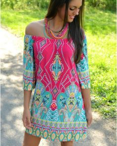 #ethnicdress #hipster #vestido #straplessdress Código: VK001 Tallas: S M  L