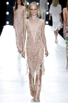 Roberto Cavalli Spring 2013 Ready-to-Wear Collection Slideshow on Style.com
