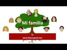 ▶ La familia: Basic Spanish Lesson - YouTube