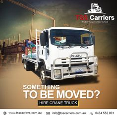 You can trust our TSS Carriers Crane Truck Hire team to take care of all your commercial lifting and moving requirements. We are reliable, flexible and have the capability to deliver when you need it there fast! #cranetrucks #tsscarriers #transportation #containers #hiabs #tsstrucks #sydney #dedicatedcontractservice #cranes #crane #cranelife #construction Truck Mounted Crane, Flexibility, Sydney, Transportation, Trust, Commercial, Construction, Building, Back Walkover