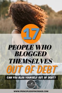 Extra income is always welcome, right? But, can you blog yourself out of debt? It turns out that a blog could be a great tool to help you reach your financial goals. It is time to get going and finally dump that debt. #Blogging #Blog #Marketing via: @increaselaws Student Loan Help, Paying Off Student Loans, Earn Extra Income, Earn Extra Cash, Debt Repayment, Debt Payoff, Money Problems, Paying Off Credit Cards, Managing Money