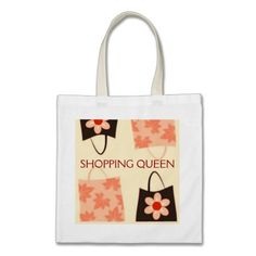 SHOPPING QUEEN COLLECTION FASHIONABLE TOTE