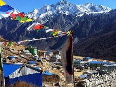 Langtang is a narrow valley that lies just south of Nepal –Tibet border. It is located between the main Himalayan range to the north and a slightly lower Everest Base Camp Trek, Himalayan, Tibet, Nepal, Mount Everest, Camping, Holidays, Mountains, Travel