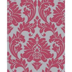 Superfresco Easy Hot Pink Strippable Non-Woven Paper Unpasted Wallpaper