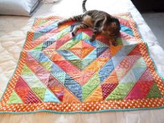 warm cold baby quilt +murray | by babiesdoc