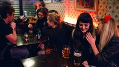 No other generation drank as much in their early 20s in Britain as those born around 1980 (Credit: Credit: Maciej Dakowicz/Alamy Stock Photo)