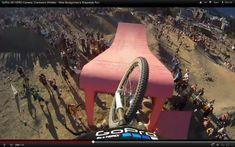 http://www.heysport.biz/ GoPro HD HERO Camera: Crankworx Whistler - Mike Montgomery's Slopestyle Run