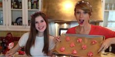 Taylor Swift invites fan and her whole family over to her house for Valentine's Day  -