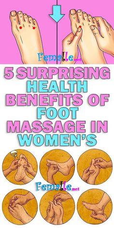 5 Surprising Health Benefits of Foot Massage in Women's