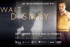American Experience's Walt Disney
