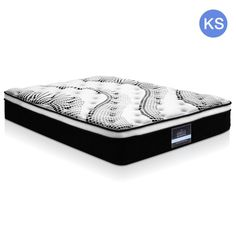 Netley Foam Mattress - Online Only - White - Matt Blatt Euro Top Mattress, Queen Mattress, Queen Size Bedding, Foam Mattress, Vacuum Packaging, Night After Night, Online Shopping Australia, Bed Sizes, King Beds