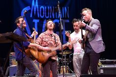 Guster in 2016 (photo courtesy of Brian Blauser/Mountain Stage)