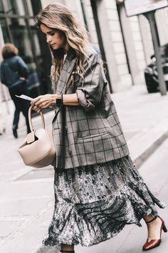 Habitually Chic® » Paris Couture Street Style
