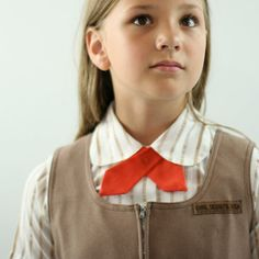 Vintage Girl Scout Brownie Uniform 1970s (And 80's, this was the one I wore!)