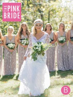 VOTE FOR ME! OPTION B!   Winter / Spring 2016 Knoxville Pink Bride Magazine Cover Contest, option B by Dixie Pixel Photography | The Pink Bride® www.thepinkbride.com