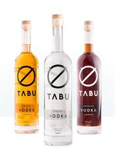 TABU organic Vodka and Vodka Liqueurs