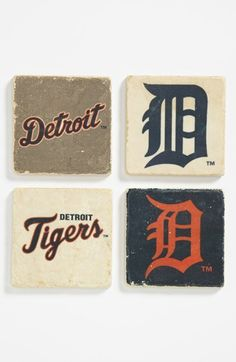 AWESOME coasters - they have tons of teams, but I am partial to the Tigers