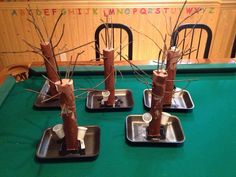 Arbre Art For Kids, Crafts For Kids, Arts And Crafts, School Projects, Projects To Try, Emotions Preschool, Tree Study, Sugaring, Kindergarten Science