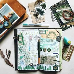 """950 Likes, 13 Comments - Tina (@pastelpaperplane) on Instagram: """"• You know what I also really love about my art- & journal journey? That I not only meet creative,…"""""""