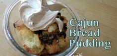 cajun bread pudding recipe