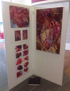 Rebekah Gibb, A2 Fine Art, CNC