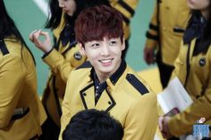 Jungkook & his handsome smile