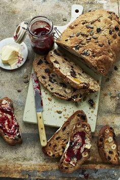 Northern soul: Bill Granger discovers what Scandinavian baking can teach us