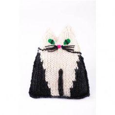 FREE Cat Cushion - Knitting Pattern