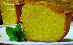 Pecados no prato: Bolo de natas com aroma de limão